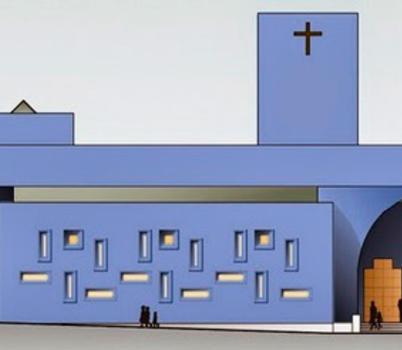 Nova igreja de Mem Martins