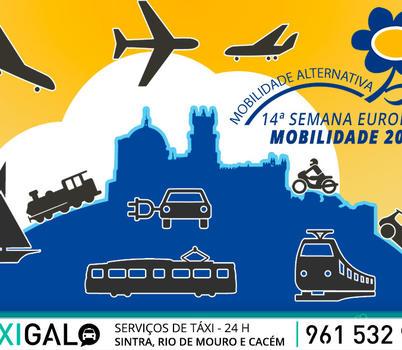 Sintra - 14ª Semana Europeia da Mobilidade 2015