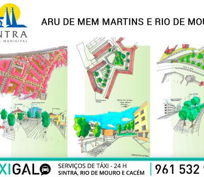 ARU de Mem Martins e Rio de Mouro