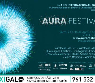 AURA FESTIVAL - Sintra 2015