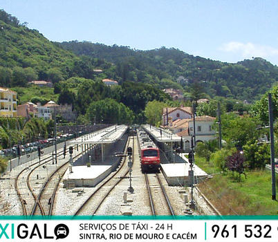 CP com novos horários na linha de Sintra