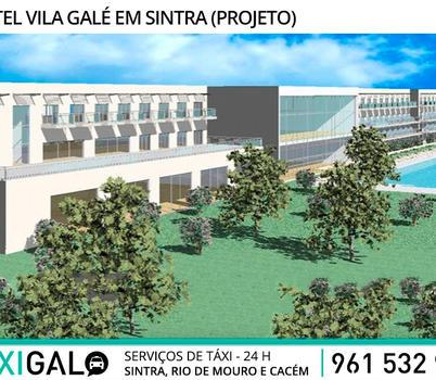 Hotel Vila Galé Sintra (projeto)