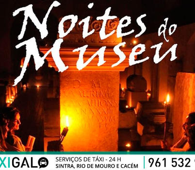 """""""Noites no Museu"""" em Sintra"""