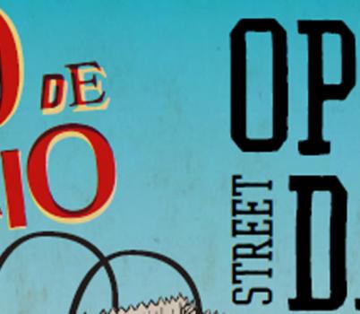 """Open Day Street"" em Sintra"