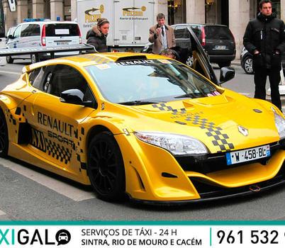Para sonhar … se fores a Paris não deixes de andar neste táxi!