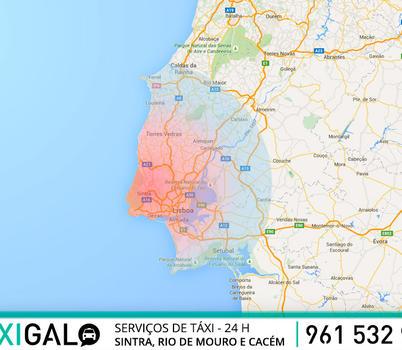Sismo ligeiro em Sintra/Cascais