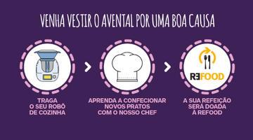 """""""AVENTAL SOLIDÁRIO"""" EM SINTRA"""