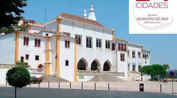 Sintra candidata a Prémio Município do Ano Portugal 2015
