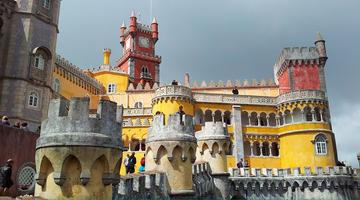 Visitas aos parques e monumentos de Sintra aumentam 19%