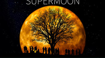 SUPERMOON SINTRA – Encontre-se com a lua