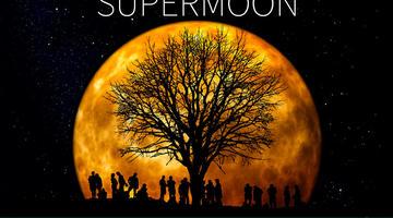 SUPERMOON SINTRA – Encontre-se com a lua